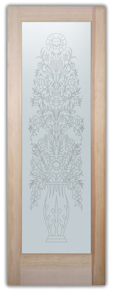 floral perch interior glass doors