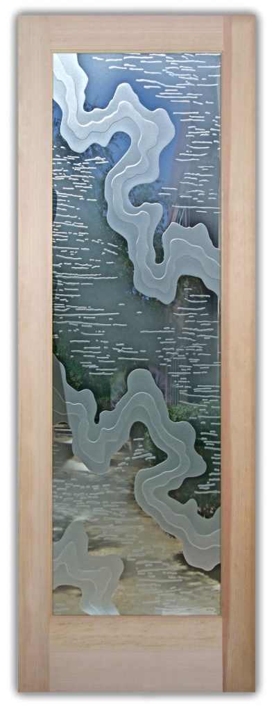 streams interior glass doors