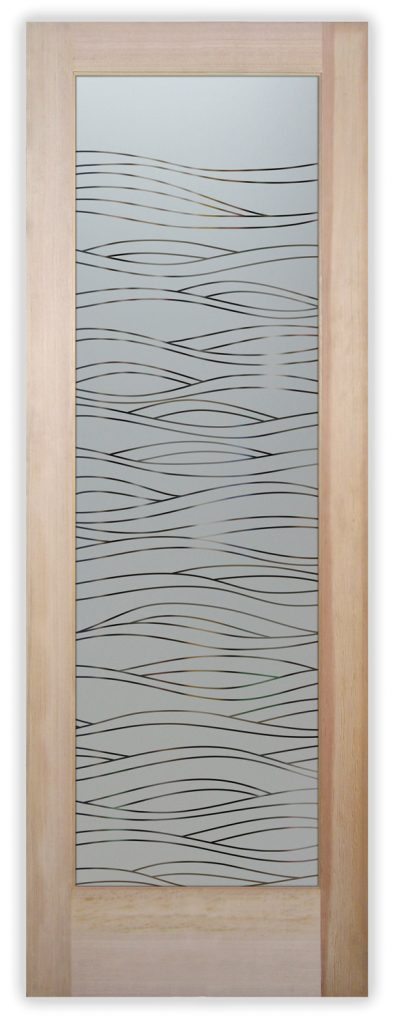 streaming waves pantry door