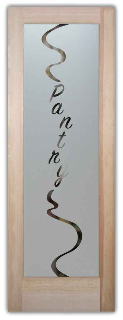 Pantry Door Frosted Glass Sans Soucie Art Glass Pantry Streamer