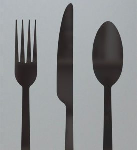 flatware 1d etched glass pantry door
