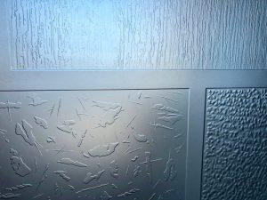 Window Diverse Squares 3D Private sans soucie