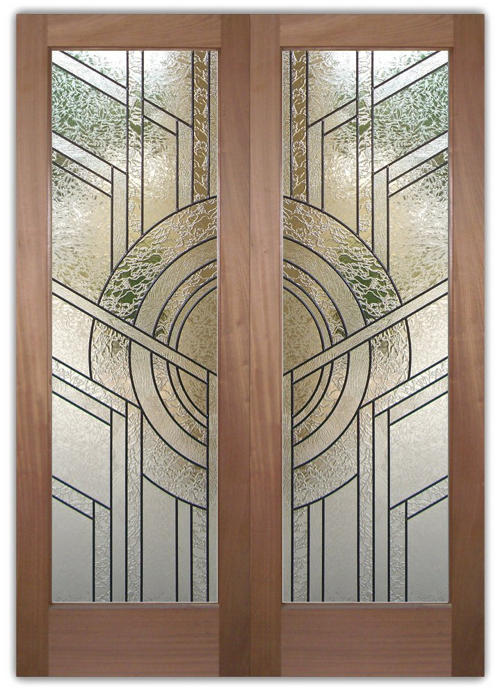 Sun Odyssey Stained Glass Doors By Sans Soucie