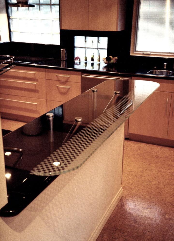 Incroyable Checkerboard Bar Top. «