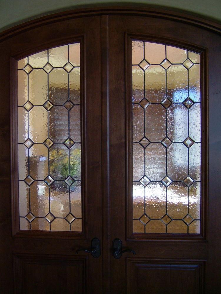 Diamonds Amp Seedy Glass Door Inserts Sans Soucie