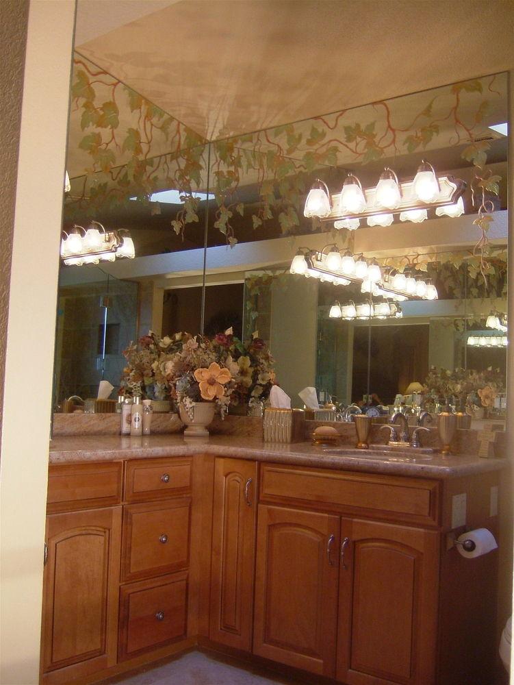 Ivy custom mirrors sans soucie for Custom mirror glass