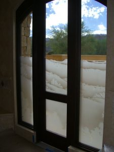 glass window glass etching rustic style rolling hills desert views in the reserve ll sans soucie