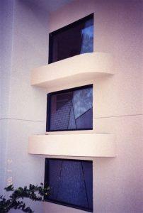 glass window glass etching modern design linear shapes matrix ll sans soucie