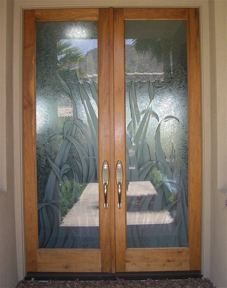 9 Beautiful & Modern Glass Door Designs With Pictures In 2019
