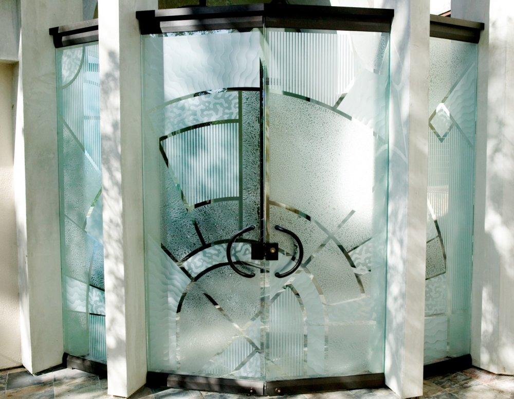 Matrix Frameless Glass Doors L Sans Soucie
