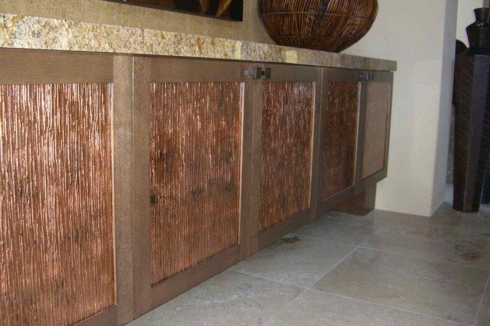 Cotswold Copper Sans Soucie Art Glass