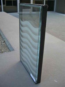 glass window sandblasted glass dual pane sans soucie