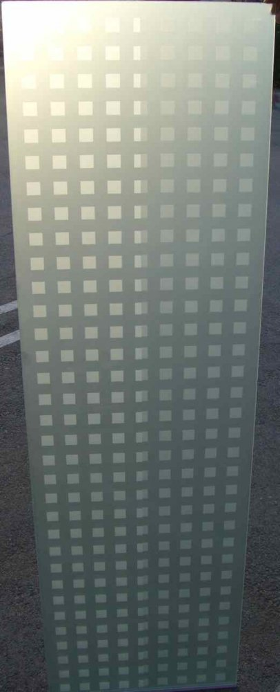 Astounding Frosted Glass Door Squares Pattern Etched Glass Sans Soucie Door Handles Collection Olytizonderlifede