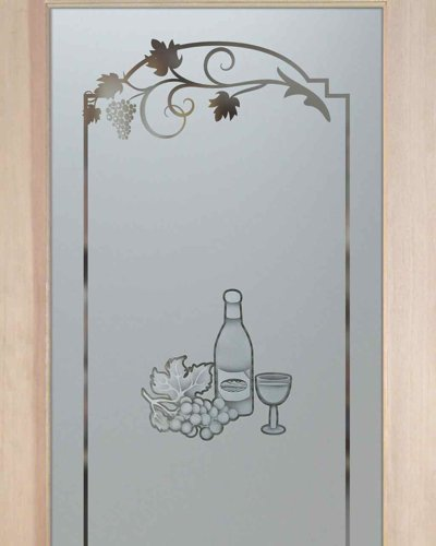 kitchen pantry doors frosted glass pantry door wine bottle and glass