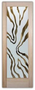 glass doors frosted glass african decor decorative glass flowing abstract liquid lll sans soucie