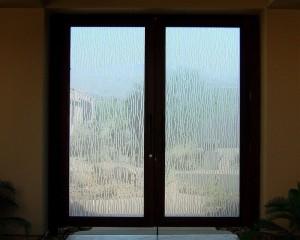glass doors glass etching linear wet drizzle mediterranean decor sans soucie water trails