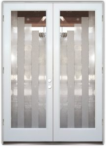 glass front doors etched glass modern style sans soucie